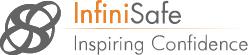 InfiniSafe logo