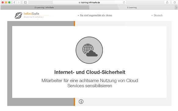 Internet-und Cloud-Sicherheit